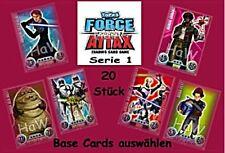 Topps Force Attax 2010  - 20  Cards aus allen wählen