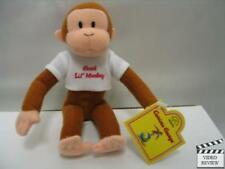 "Curious George Mini Plush Applause ""Good Lil Monkey"""