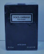 DOLCE & GABBANA  Aftershave 75 ml 2.5 fl oz .... BNIB