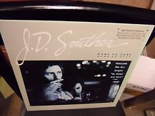 J.D. Souther Home By Dawn LP 1984 Warner Bros Records EX