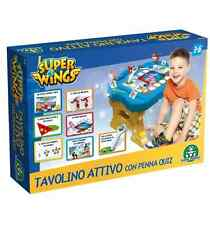 SUPER WINGS TAVOLINO ELETTRONICO CON PENNA UPW18000