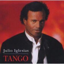 CD de musique tango Julio Iglesias