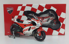 MINICHAMPS HECTOR BARBERA 1/12 DUCATI GP11 QATAR MOTOGP 2011 L.E.504 PCS NEW