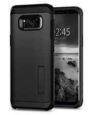 Spigen Coque Tough Armor pour Galaxy S8 Plus - Noir