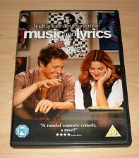 DVD - Music and Lyrics - Hugh Grant - Drew Barrymore - Englische Sprache