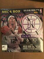 2019-20 Panini Illusions Basketball NBA Mega Box Factory Sealed