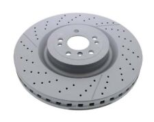 Brake Disc - Vented and Cross Drilled (390 X 36 mm) Zimmermann 400 3698 20 / 166