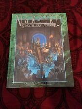 Vampire Storytellers Handbook Hardcover - Vampire the Masquerade