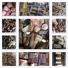 50 Pcs-mixed lot of cosmetics , Revlon , cover girl Maybelline and more!