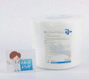 Desinfektionstücher 90 Blatt MyClean Wipes Soft XXL für Spendereimer, Maimed