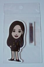 Girls Generation SNSD Coex Yuri sticker misprint new sealed kpop