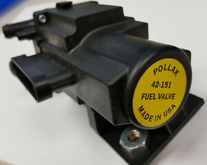 Pollak 42-151 6 Port Fuel Tank Selector Valve Chevy Dodge Ford GMC Pickup Trucks