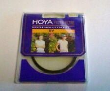 Filtro Hoya 62mm UV Vidrio