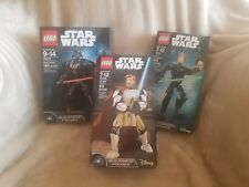 LEGO Star Wars 75109~75110~75111~Obi-Wan Kenobi, Luke Skywalker, Darth Vader NEW