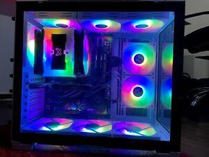 Lian Li O11 Dynamic Mini Gehäuse + 9x Lian Li ST120 RGB PWM Lüfter u.v.m!!!