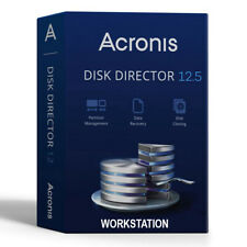 Acronis Disk Director 12.5 Workstation [2020] + BOOT CD ISO ✔️ ᒪifetime Κey