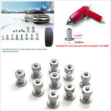 1000 Pcs Car Wheel Tire Winter Studs Snow Spikes Non-Slip Nail + Install Air Gun