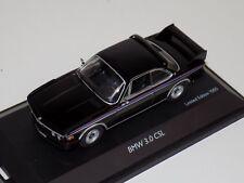 1/43 Schuco BMW 3.0 CSL in Gloss Black 02199