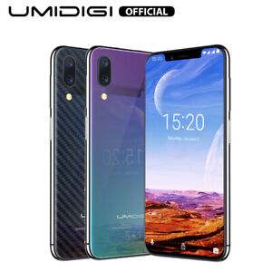 UMIDIGI One Pro  64GB 4GB SmartPhone Dual 4G Global Unlocked  Wireless Charging