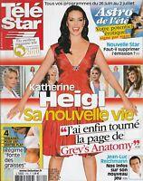 Télé Star N°1760 - 21/06/2010 - Katherine Heigl - Indochine - Tonya Kinzinger