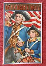 1909 Bartholomay Brewery Company Rochester Herkimer NY New York July 4 Postcard
