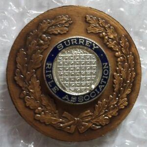 Medal Surrey Rifle Association Medal