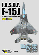 DXM decal 1/48 JASDF F-15J 303rd TFS 60th Anniversary (Digital Camo)