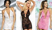 Obsessive Brilliant Jennifer Chemise Babydoll Nightie Sexy Lingerie Nightwear