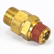 New Check Valve Fits CA-12 Load Genie Brass Air Compressor 1/2 x 3/8