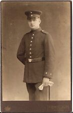 CAB photo Soldat Regiment 7 - Potsdam um 1910