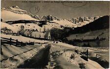CPA  Villard-de-Lans - Effet de Neige au Villard-de-Lans - Dauphiné  (489374)