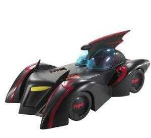 Batman: Brave & the Bold Batmobile Vehicle - Top Opens - Seat Fits Action Figure