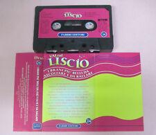MC VAI COL LISCIO 24 compilation 1995 TONY DALLARA MUSIANI CANALI no cd lp vhs
