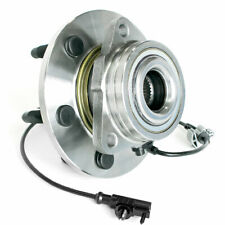 2pcs Wheel Hub and Bearing Assembly Complete Front Auto Accessories Left Right