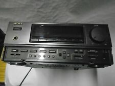 New listing Aiwa Inergrated Amplifier Mx-N9K - Graphite - Heavy unit