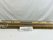 Privacy Weave Roman Driftwood Cordless Blinds