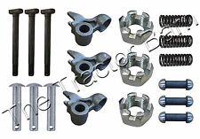 John Deere 620 630 Complete T-Bolt Kit & Clutch Dog Toggles A4354R C74R A141R