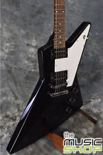 New Gibson 2016 Explorer T Electric Guitar in Ebony/Black