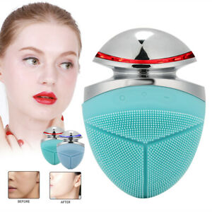 Anti‑Acne Pore Cleaner Face Care Cleansing Machine Light Therapy Lifting Tighten