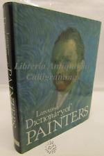 DIZIONARIO ARTE PITTURA STORIA - Larousse: Dictionary of Painters - Hamlyn 1989