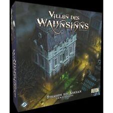 Villen des Wahnsinns 2.Ed. - Straßen von Arkham • Erweiterung DEUTSCH