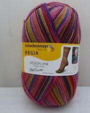 Regia Design LIne by Kaffe Fassett ~ 4 Ply Sock yarn x 100g ~ + Free Pattern