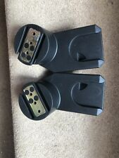 quinny zapp and Zapp xtra car seat adapters maxicosi New