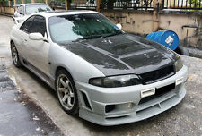 Nissan Skyline GTS33 Convert GTR33 400R Style Full Wide Body Kit