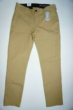 $118 Levi's Premium 511 Slim Performance Stretch Slim Trousers Size 33x32 Pants