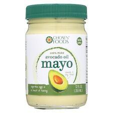 Chosen Foods Traditional Mayo Avocado Oil Based