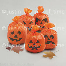 HALLOWEEN HAUNTED PARTY SPOOKY PUMPKINS CEILING DECORATION HANGING PUMPKINS X20