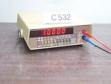 MULTIMETRE RACAL DANA 4002 - 20.000 pts - 4 1/2 digits -poignée *C532