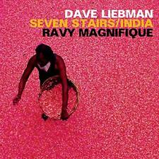 Dave Liebman - Seven Stairs/india [CD]