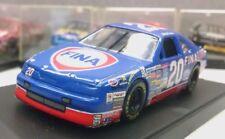 Quartzo 1:43 Diecast NASCAR Bobby Hamilton #20 Fina Lube Ford Thunderbird w case